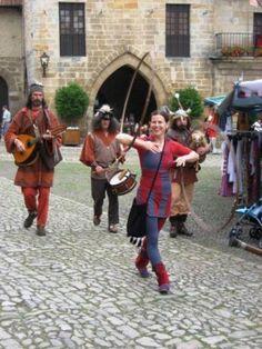 Medieval Festival at Santillano del Mar