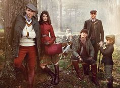 Tommy Hilfiger Autumn/Winter 2012 Advertising Campaign | FashionBeans.com