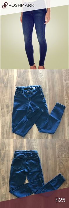 Lucky brand jegging!! Super cute and super comfy. Looks like jeans but feels like sweatpants! Brooke legging jean!!! Make an offer :) Lucky Brand Pants Skinny