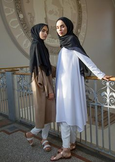 Modest Fashion for Modern Women by Inayah Modest Fashion Hijab, Hijab Chic, Abaya Fashion, Fashion Outfits, Womens Fashion, Modest Dresses, Modest Outfits, Eid Outfits, Modest Clothing