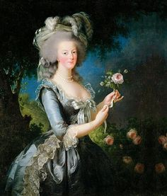 Marie Antoinette was born as princess of Austria in November 2, 1755, arranged to be Dauphin, soon to be wife of Louis XVI, and Queen of France. While her country was charmed by her youth and beauty they soon came to dislike her promiscuous lifestyle and lavish spending during famine times. She then became known as Madame Déficit. Soon after the people of France rioted they were arrested. Louis and Marie were put to death months apart. Marie beheaded on October 16th 1793 at age 37.
