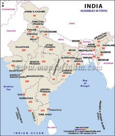 Map of dams in india maps pinterest india india map and geography india assembly constituencies map altavistaventures Image collections
