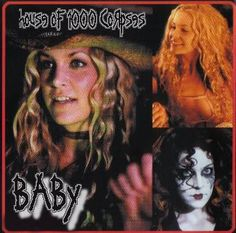 Sherry Moon Zombie <3 House of 1000 Corpses