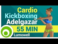 Full body cardio kickboxing workout to burn fat and lose weight at home. Aerobic exercises without weights to tone and define your body quickly. Kickboxing training for men and women to get a slim Cardio Workout At Home, 20 Minute Workout, Kickboxing Workout, Cardio Boxing, Ab Workouts, Kick Boxing, Fit Boxe, Full Body Workout Routine, Workout Routines