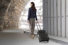 Our 3 Day Travelbag will help you get where you want to be this summer. #Qwstion #Travel #Luggage #Suitcase
