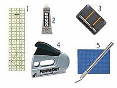 inkWELL Press: Top 5: DIY Tools