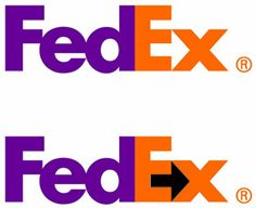 The Good, the Bad, and the Ugly of Brand Logos--I never knew about the hidden arrow in FedEx!