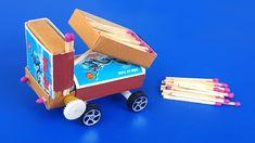 How to Make a Electric Toy Car at Home - Matchbox Car - Mini Car