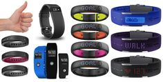 Best Activity Trackers for wrists #fitness #gadgets #cool #coolgadgets #training #health #wearables #tech #news