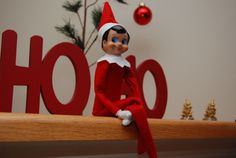 How to make your elf on the shelf bendable and grippy