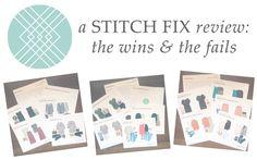 My StitchFix wins an