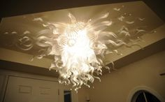 Mi casa mi hogar l mparas de cristal modernas de techo - Lamparas de casa ...