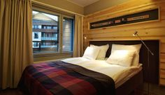 BEST WESTERN Levi Apartments Snow White (this pic is from Unna apartments) offes amazing lodging experience in Levi. White Levis, Best Western, 5 Star Hotels, Good Night Sleep, Lodges, Apartments, Bed, Skiing, Snow White
