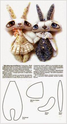 coelhos primitivos