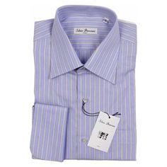 product image French Cuff Shirts, Cotton Dresses, Shirt Dress, Mens Tops, Stuff To Buy, Blue, Image, Shopping, Fashion