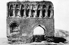 The Baghdad Gate of Raqqa