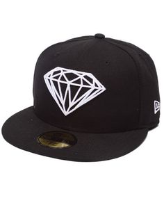 40af6fae67c Diamond Supply Co - Diamond Supply Co Brilliant New Era Fitted Cap Snapback  Hats