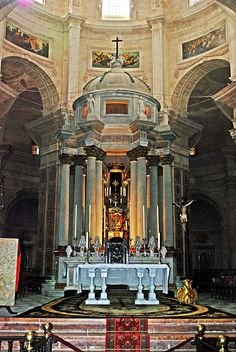 Cathedral of Cadiz, Spain - Temple of the High Altar | Flickr - Photo Sharing!