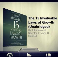 john maxwell book/// I WANT THIS BOOK!