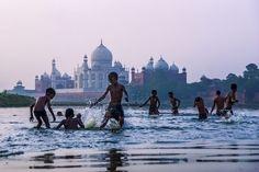 Splashy Morning... Photo by Navin Vatsa -- National Geographic Your Shot