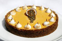 Beautiful fruit tart. Looks delicious!