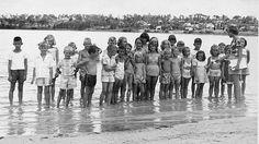 Summer Swimming Lessons at Lake Wailes Lake