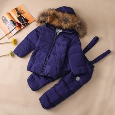 Moncler Boys and Girls Baby Suit MK070