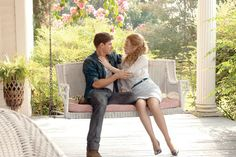Chris Lowell / Emma Stone - The Help This is where my love for Chris Lowell began.