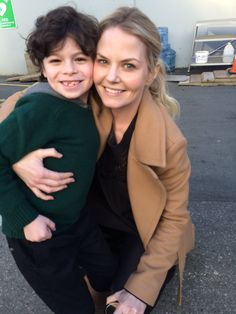 Jennifer Morrison and Raphael Alejandro