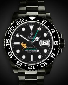 Rolex GMT II: Aspinall's Foundation Edition