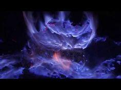 Blue Fire - Ijen vulcan's crater - YouTube