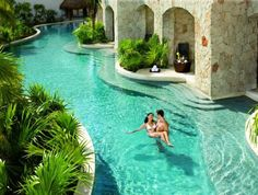 Secrets Maroma Beach Resort and Spa...I'll be there in two days!!