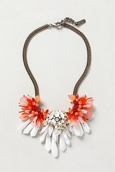 Stalasso Bib Necklace - anthropologie.com