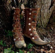 elfic shoes