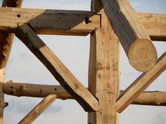 Round pole timber frame barn Roundwood Design Bristol 3.jpg