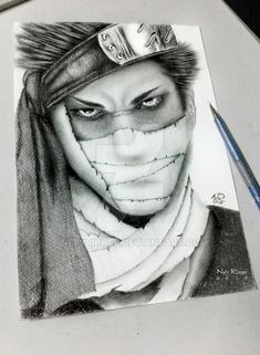 Momochi Zabuza by NefyRicher on DeviantArt