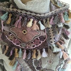 Sophie Digard Crochet ~ Red Hill House