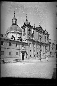 Escuelas Pías de Lavapies antes de la guerra civil