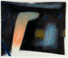 Kees Slegt(1946), ST (1991), ets  60 x 50,11/20