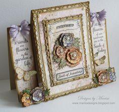 Designs by Marisa: JustRite Papercraft June Release - Friendship Card