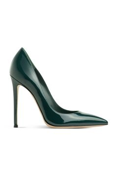fall 2012, Gianvito Rossi, shoes, pumps, high heels, green