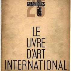 ARTS ET METIERS GRAPHIQUES no. 26,