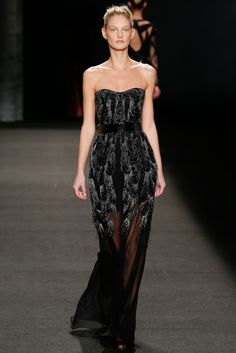 Monique Lhuillier Fall 2014 Ready-to-Wear - Collection - Gallery - Style.com