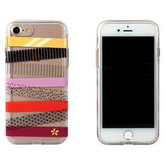 iPhone 7 Case - Wit & Delight - Washi Tape Stripe