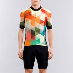 We source the best cycling clothing brands from around the world to bring you performance and road cycling style with an independent vibe. Cycling Gear, Cycling Jerseys, Road Cycling, Cycling Outfit, Bike Kit, Cool Bike Accessories, Bike Style, Sportswear, Cool Designs
