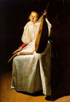 Judith Leyster - A young lady holding a lute with a music score on her lap in a candlelit interior.jpg