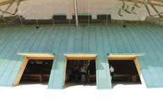 Large-Size Window Frames #architecture #windows #doors #renzopiano #puglia #aulaliturgica #padrepio