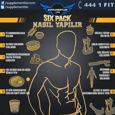 Tüm spor severlere güzel ve sağlıklı haftalar dileriz.  #sixpack #fitness #crossfit #bodybuilding