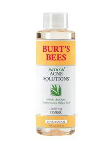 Natural Acne Solutions Clarifying Toner- Burt's Bees
