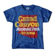 Grand Canyon National Park Kids Tee
